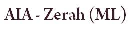 AIA-Zerah Logo