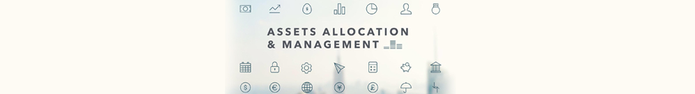 Assets Allocation and Management Logo
