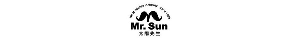 Mr. Sun Internation Logo