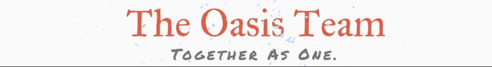 The Oasis Team Logo